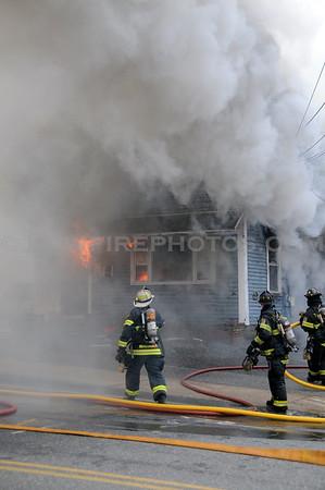 Wilmington, MA - Working Fire Plus - 8 Church St - 12/15/10