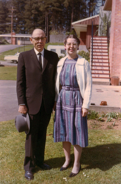 Lawrence and Mildred Turner