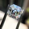 3.30ct Vintage Asscher Cit Diamond GIA J VS1 45