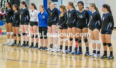 Volleyball-Varsity: Potomac Falls vs Tuscarora 9.29.2015 (by Bill Corso)