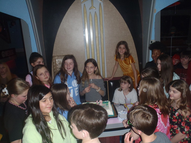 20200125 Sophia's 12th Birthday Party