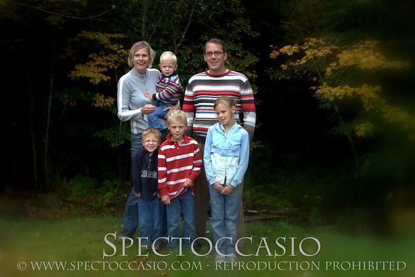 Nowlan Family 2009