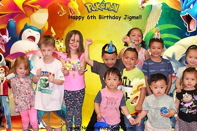 Jigme's 6th Birthday 5/7/17