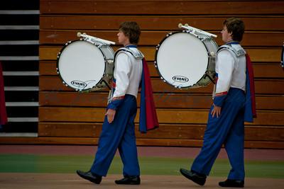 Harrisonville - Indoor Percussion