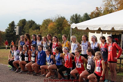 Girls Championship Awards