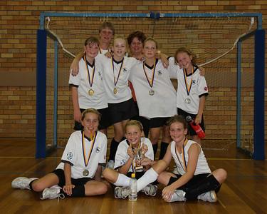 Futsal 2008 0227 - NB U12 Girls  Final - Seaforth (5) v Beacon Hill (2)