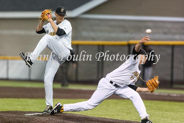 Framingham baseball 5/3/2016