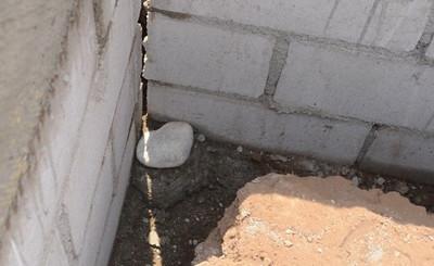 2013 05-04 - Millard Fuller memorial stone