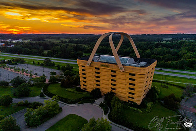 Longaberger  Basket July 2017