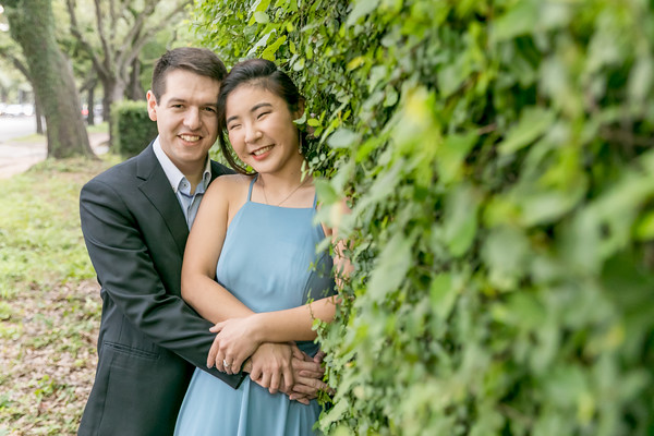 MOMONA + EDGAR ENGAGEMENT SESSION