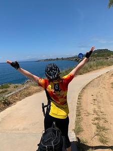 Cycling Ancient Greece: Sparta to Kalamata Plus! Pylos  2019 May 4