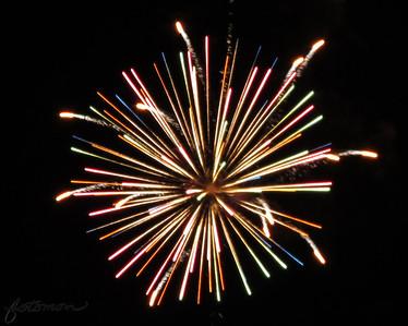 Fireworks 070312 Fuquay