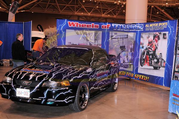 Motorsports Show - October 18, 2013