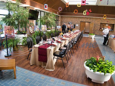 10/11/19 Tyler Rose Garden Hosts Rose To Table Dinner by Bruce Bean