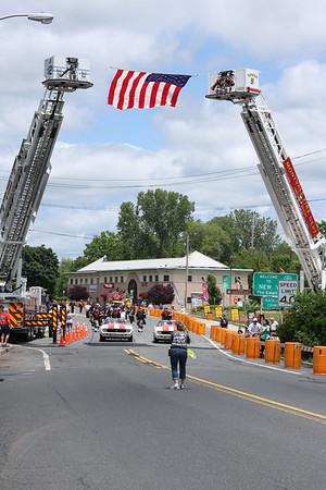 (Parade) 100th Anniversary of the NJ and NY Volunteer Firemen's Association 6-8-1