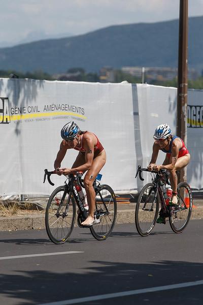 Triathlon Genève 2015