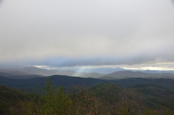 Cohutta Wilderness 11/2011