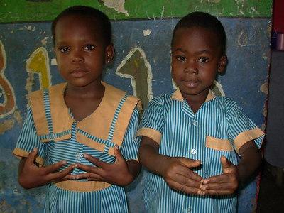 Ghana: Good Morning, Dear Earth (2007)