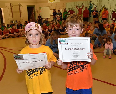 Congratulations...You Had Perfect Attendance photos by Gary Baker