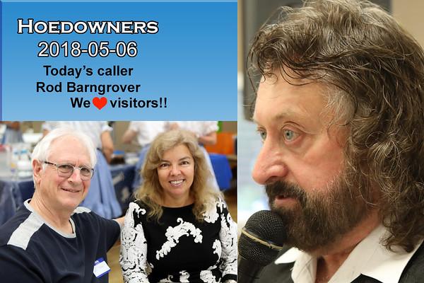 2018-05-06 Hoedowners