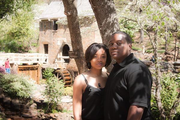 Erica & Anthony Engagement