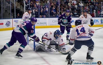 Orlando Solar Bears Vs Jacksonville Icemen 02/09/2019