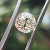 2.54ct Old Mine Cut Diamond, GIA U/V VS1 8