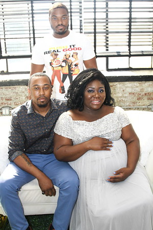JULY 27TH, 2019: DARLYNE'S AND RYAN'S BABY SHOWER