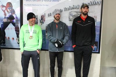 Icebreaker Indoor Half Marathon Awards