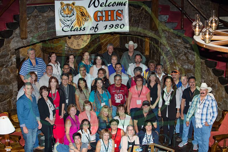 GHS 1980 Reunion