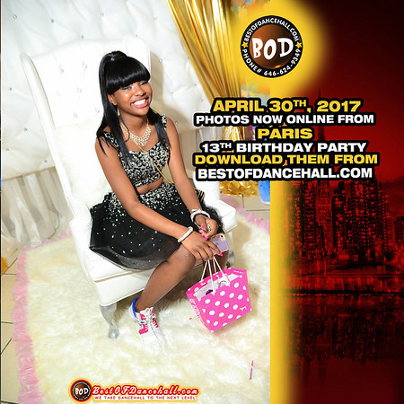 4-30-2017-BRONX-Paris 13th Birthday Party