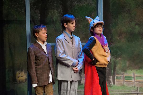 Grade 5 Musical '101 Dalmatians'