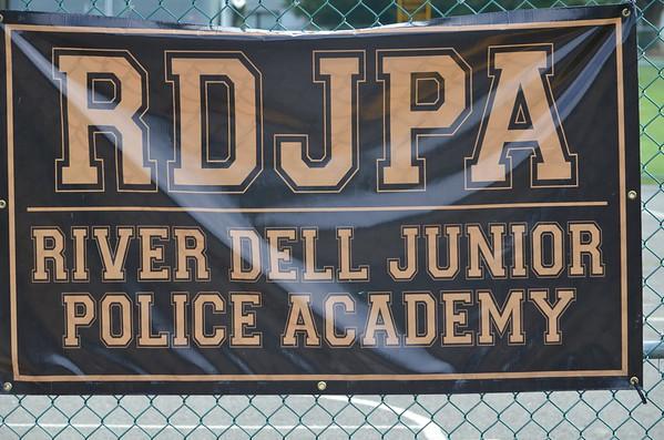 River Dell Junior Police Academy 2016