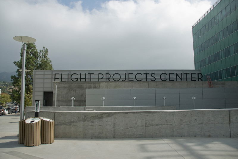Flight Projects Center in JPL, California