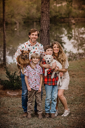 The Landry Family / Christmas 2020