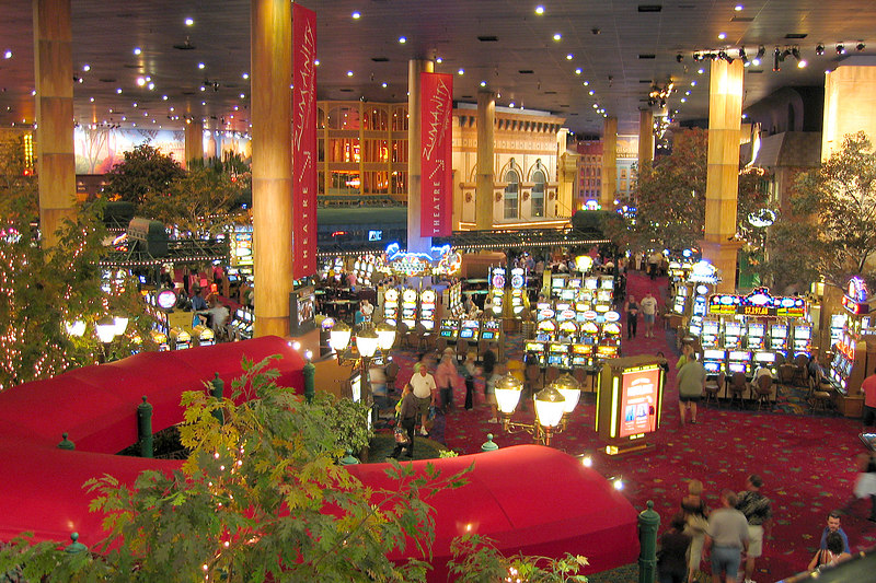 New York New York casino