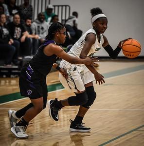 2020 Bluffton HS girls basketball
