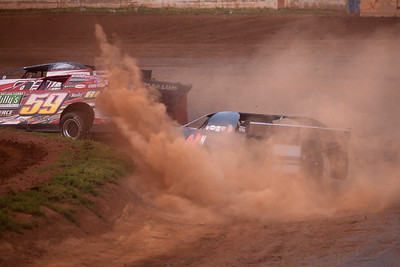Racing at Farmington