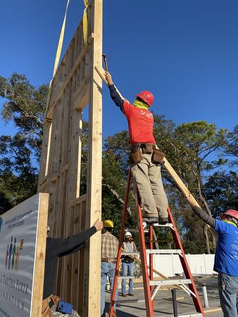 Construction Volunteers: 1-15-21