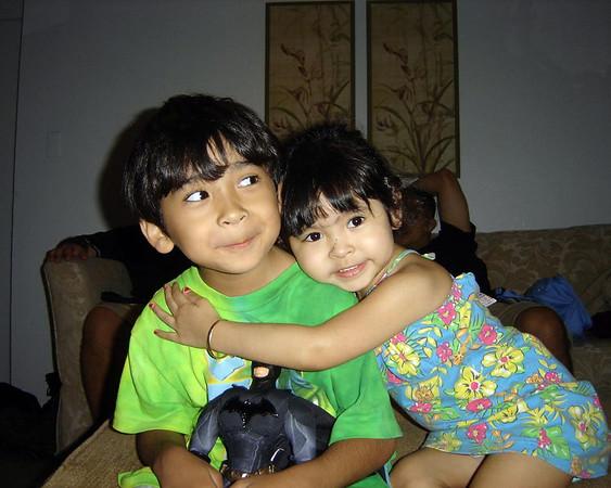 2005 11 13 - Gwennie's 3rd Birthday