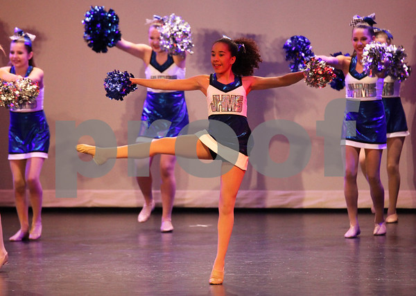 ROYALTY - JHMS Dancers