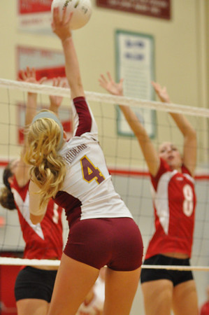 South Albany vs. CV High School Volleyball