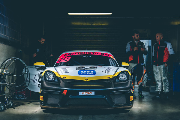 Dino Zamparelli - British GT - GT4 - Donington-2019