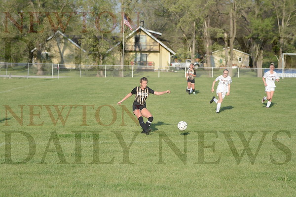 Central Iowa United Girls vs. IF-A 5-3-21