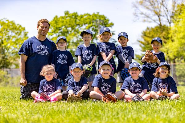 2017-05-20 Harrison Baseball & Softball