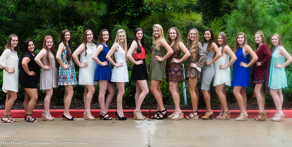 Magnolia Tournament  Varsity Team Dinner