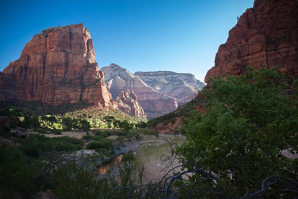 2012 06/24: Zion National Park - Angels Landing