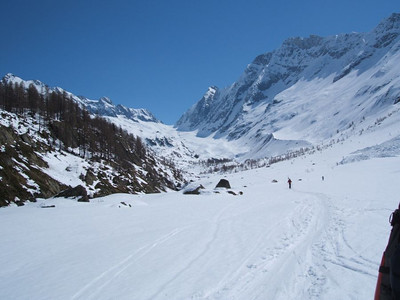 Backcountry Camp Jungfraujoch