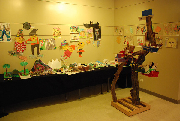 Middle School Art Night