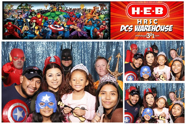 HEB DCS Warehouse 2019